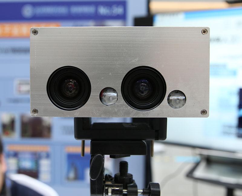 双视觉处理装置